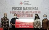 Gandeng PMI, Herbalife Bantu Pemulihan Pasca Bencana