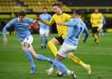 Pecundangi Borussia Dortmund, Manchester City Tembus ke Semifinal