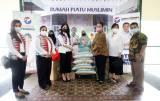 HUT ke-5, Kartini Perindo Kunjungi Panti Asuhan Muslimin
