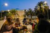 Nikmatnya Buka Puasa Sembari Menikmati Keindahan Masjid Istiqlal