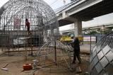 Berkah Ramadan, Pembuatan Kubah Masjid Kebanjiran Pesanan