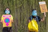 Aksi Joget Jagat Aktivis Peringati Hari Bumi 2021
