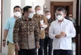 Gubernur Jabar dan Menteri ESDM Gelar Pertemuan di Gedung Sate