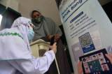 Bayar Infaq dan Sedekah Ramadhan, Siswa SD Al Falah Surabaya Pakai QRIS