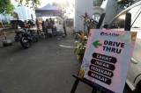 Layanan 24 Jam Zakat Fithrah Drive Thru di Masjid Al-Azhar Jakarta