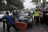 Antisipasi Mudik, Lima Posko Disiagakan di Perbatasan Palembang