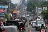 Kemacetan Imbas Penyekatah Mudik di Bogor