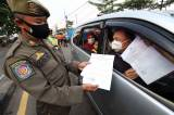 Penyekatan Mudik di Parung Bogor Berlangsung Ketat
