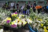 Jelang Lebaran, Pasar Kembang Rawa Belong Mulai Ramai Pembeli