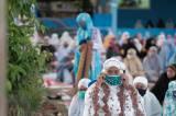 Shalat Ied di Kota Makassar Utamakan Protokol Kesehatan