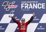Potret Kemenangan Jack Miller Juarai MotoGP Prancis 2021