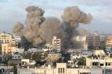 Israel Kembali Bombardir Palestina Pagi Ini