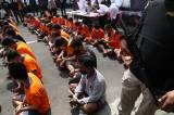 Meresahkan Warga dan Sopir Truk, Puluhan Preman di Wilayah Jawa Timur Disikat Polisi