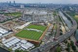 Bikin Bangga, Begini Potret dari Udara Kemegahan Jakarta International Stadium