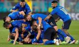Tundukkan Swiss, Italia Lolos Babak 16 Besar EURO 202