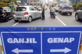 Pemberlakuan Aturan Ganjil Genap di Kota Bogor