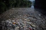 Lautan Sampah di Sungai Citarum