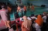 Empat Kepala Desa di Tegal Kompak Protes Tes Usap Puskesmas