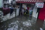 Banjir Rendam Puluhan Rumah Warga di Kota Bandung