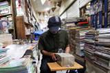 Pasar Buku Bekas Riwayatmu Kini