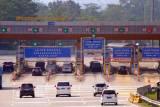 Penurunan Jumlah Kendaraan di Jalan Tol Jabodetabek