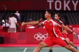 Dikalahkan Pasangan Jepang, Praveen/Melati Jadi Runner-up Grup