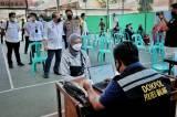 Ketua DPD RI Tinjau Pelaksanaan Vaksinasi di Polres Malang