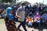 Begini Antrian Pengambilan BST di Surabaya