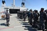 TNI AL Koarmada II Kirim KRI Makassar-590, Serbu Pulau Bawean