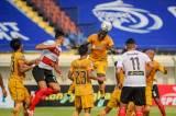 Babak Pertama Liga 1, Bhayangkara FC Ungguli Madura United 1-0