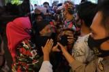 Antusiasme Warga Makassar Jalani Vaksinasi Covid-19
