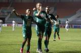 Foto-Foto Liga 1 Indonesia : PSS Sleman Tundukkan Arema FC 2-1