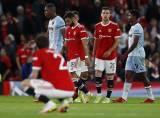 Begini Ekspresi Kekecewaan Pemain MU Usai Tersingkir dari Piala Liga Inggris