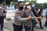 Aksi Tolak Monopoli Tanah dan Pangan Dibubarkan Polisi