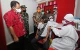Percepat Vaksinasi di Kabupaten Semarang, Sentra Vaksinasi dan Tim Vaksin Keliling Diluncurkan