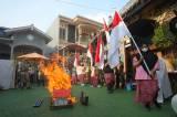Peringatan 76 Tahun Pembakaran Kampung Djadoel Semarang