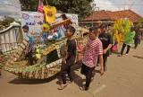Kemeriahan Perayaan Maulid Nabi Muhammad di Kampung Sukalila Banten