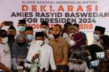Dinilai Berhasil Pimpin Jakarta, Relawan Ini Deklarasikan Anies Baswedan for Presiden di Pemilu 2024
