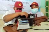 Hebat, Dua Siswa SD Ini Rakit Alat Produksi Ozon untuk Antisipasi Penyebaran Covid-19