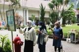 Pengunjung Meningkat, Perpusnas Wajibkan Scan Barcode PeduliLindungi Jadi Syarat Masuk