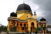 Masjid Al Oesmani Medan, Simbol Keterbukaan Islam Pada Budaya Bangsa