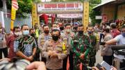 Kapolda Jateng: Kampung Siaga Jateng Siap Putus Mata Rantai Penyebaran Covid-19