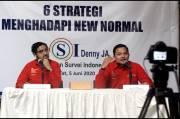 LSI Denny JA Rilis Enam Pedoman Strategi New Normal