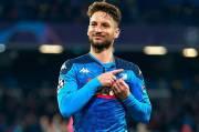 Gosipnya, Dries Mertens Bertahan di Napoli hingga 2022