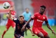Babak I: Bayern Muenchen Bikin Comeback di Kandang Leverkusen