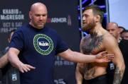 Presiden UFC Dana White Restui McGregor Pilih Pensiun