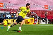 Lama Jeda, Kapten Lionel Messi Rindu Main di Camp Nou