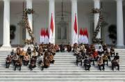 Jokowi Diyakini Pertahankan Erick, Prabowo, dan Basuki