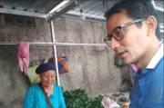Sandiaga Uno Harap Desa Wisata Dikembangkan di Daerah