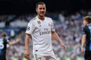 Hazard Kembali vs Alaves, Zidane Rahasiakan Strategi